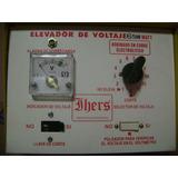 Elevador De Tension - Voltaje 6000 Watts -