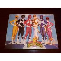 Rompecabezas Power Rangers Excelente Estado 50 Piezas