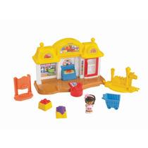 Set De Juguete Supermercado Para Niñas Little People