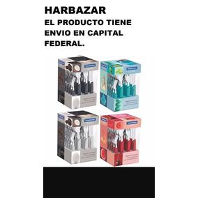 Set 24 Cubiertos Tramontina Carmel Varios Colores Plastico