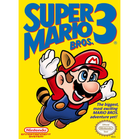 Super Mario Bros 1,2,3 Para Pc Y Laptop..