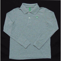 Polo Camisero Niño Benetton