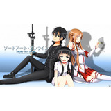 Sword Art Online Audio Japones Sub Esp Pack Temporada 1 Y 2