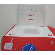 Modem Roteador 3g 4g Huawei Cpe B310 Chip Direto Aparelho Nf