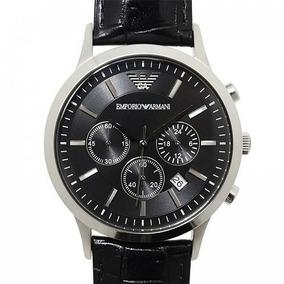 81f5521e2a6 Relogio Emporio Armani Chrono Em - Relógios no Mercado Livre Brasil
