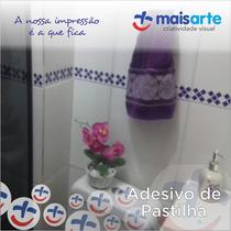 Adesivo De Pastilha Para Azulejo 216 Combinações