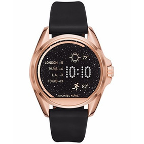 Extensible Para Smart Watch Michael Kors Piel Snake Original