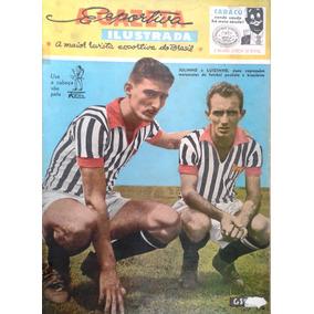 A Gazeta Esportiva Ilustrada Ano Ii, Abril De 1955.
