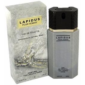 Kit 2 Perfumes Ted Lapidus Pour Homme Edt 100ml Original Imp
