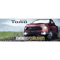 Fiat Toro . Entrega Ya Anticipo No Es Plan De Ahorro