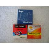 Kit De Rolineras Rin 18 Traseras, 6302, 6202,6204