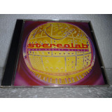 Cd Stereolab - Mars Audiac Quintet 1994 Germany