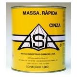 Massa Rápida Cinza 1/4 (asa) Milflex