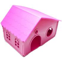 Casa Casinha P/ Hamster Topolino Sirio Twister P/ Gaiola