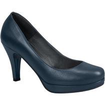 Zapatilla Mujer Vicenza 8.5cm 128210 Vc1 Envío Gratis