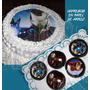 Torta + 6 Cupcakes Cumpleaños, Aniversarios, Graduaciones