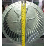 Turbina Metálica Galvanizada Sencilla Diámetro 8