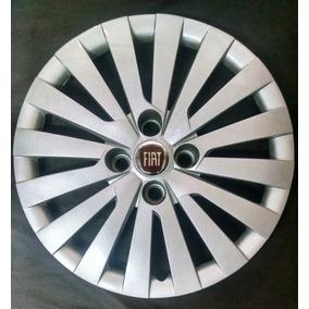 Calota Punto Palio Gran Siena Doblo Idea Aro 15 Fiat G242vu