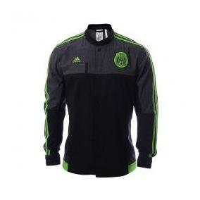 Chamarra Adidas Seleccion De Mexico Anthem 100% Original