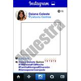 Cartel Instagram Fiesta Show
