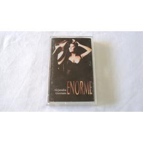 Alejandra Guzman Enorme Cassette 1994 Bertelsmann Mexico