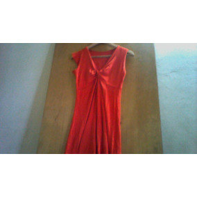 Vestido Color Rojo.
