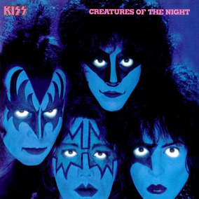 Kiss - Creatures Of The Night - Importado