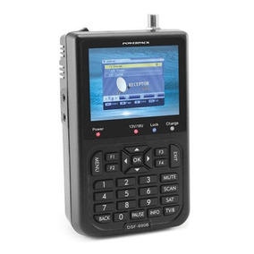 Localizador De Satelite Finder Digital Ws-6906