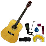 Kit Guitarra Clasica Profesional Jendrix