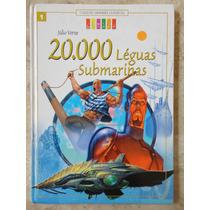 20.000 Léguas Submarinas Júlio Verne Grandes Clássicos (47)