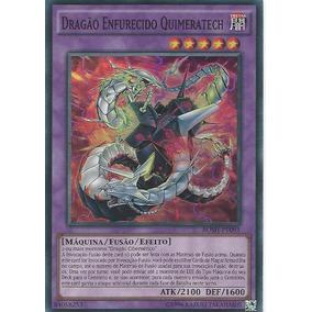 Dragão Enfurecido Quimeratech - Super Raro (holofoil)