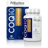 Coenzima Coq10 - 200mg (60 Cápsulas) - Atlhetica Clinical