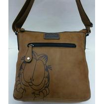 Bolsa + Carteira Garfield Original Semax