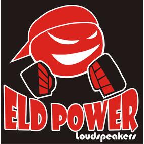 Alto Falante Eld Power 15 3.7k - 4 Ohms