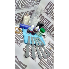 Tattoo Mini Kit Insumos Full (12prod) Tatuajes Tatuar