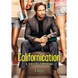 Dvd Californication - 3ª Temporada (2 Dvds)