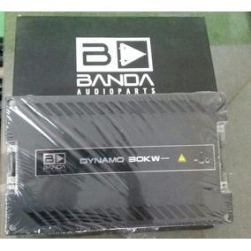 Amplificador Banda 30k Hi-volt Modulo Amplificador