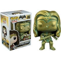 Funko Pop Batman Vs Superman: Wonder Woman Bronce