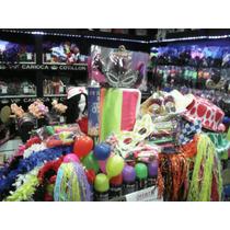 Carnaval Carioca Pack 100 Personas - 404 Artículos!!!