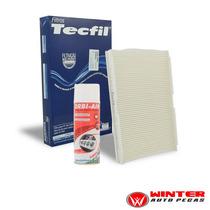 Kit Filtro Ar Condicionado + Limpa Ar Passat Variant 96/...