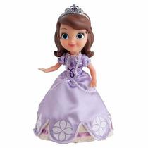 Boneca Princesa Sofia Multibrink Original