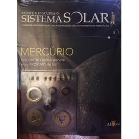 Coleção Monte E Descubra O Sistema Solar Ed.05