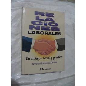 Libro Relaciones Laborales , Norahenid Amezcua , 315 Pagina