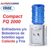 Dispensador Bebedero Agua Fria Caliente De Botellon Fq 2000