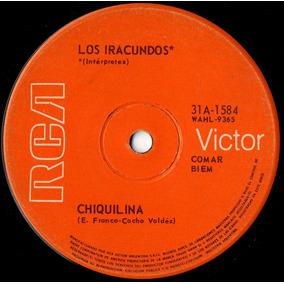 Los Iracundos Chiquilina - Recuerdo De Amor 7