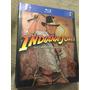Indiana Jones The Complete Adventures 4peliculas +7hrs Extra