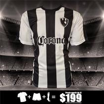 Uniforme Futbol Cuervos Personalizable