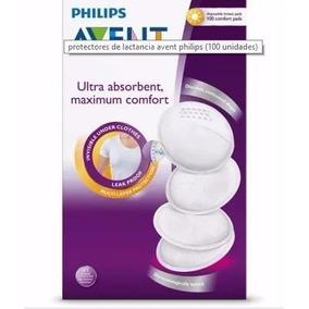 Protectores De Senos Phillips Avent 100 Unidades (usa)