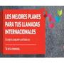 Llamadas Internaciones Colombia