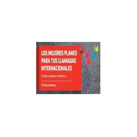 Llamadas Internaciones